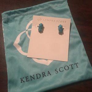 Kendra Scott Turquoise Studs